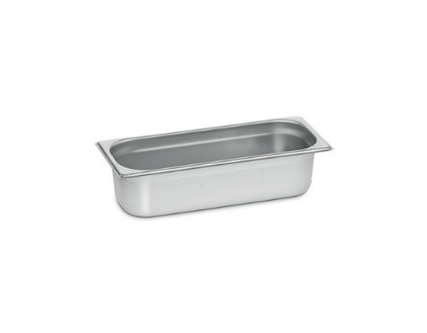 KAPP 31024100    2/4 Gastronom Pan / Stainless Steel 530x162x100 mm