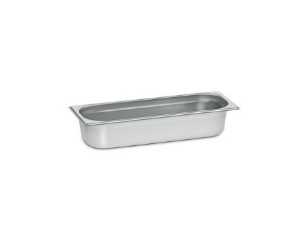 KAPP 31028100   2/8 Gastronom Pan / Stainless Steel 325x132x100 mm