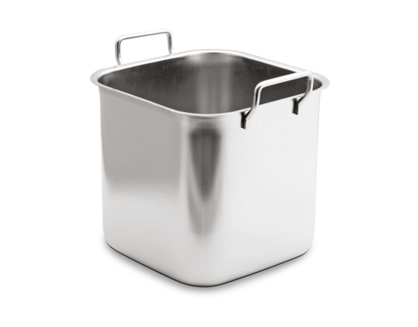 KAPP 31622235   A1 Container / Stainless Steel 240x240x235 mm