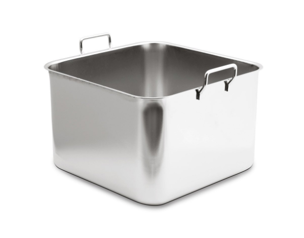 KAPP 31622160   A2 Container / Stainless Steel 240x240x160 mm