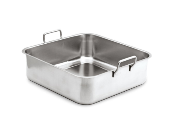 KAPP 31622075   A3 Container / Stainless Steel 240x240x75 mm