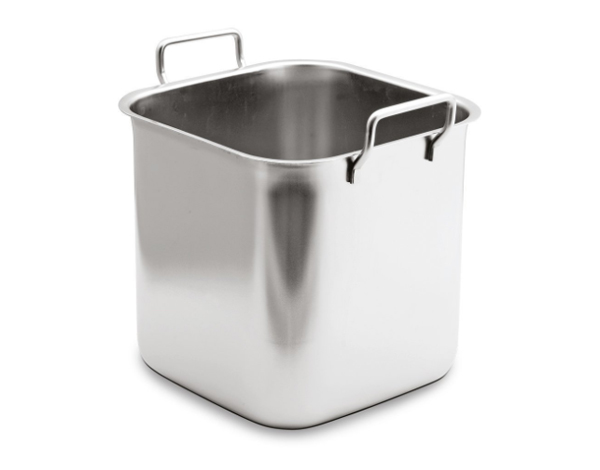 KAPP 31611160   B2 Container / Stainless Steel 155x155x160 mm