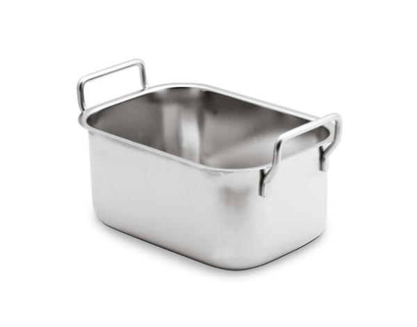 KAPP 31610075   C3 Container / Stainless Steel 155x155x75 mm