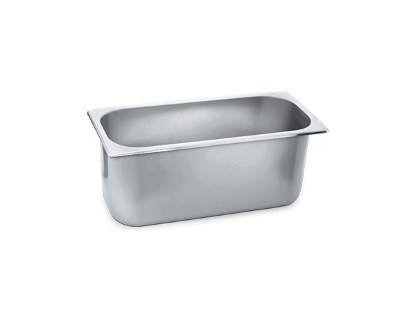 KAPP 31236120   GN Ice Cream Pan / Stainless Steel 360x170x120 mm