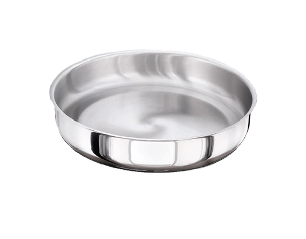 KAPP 30703565   Round Food Pan / Stainless Steel 350x65 mm