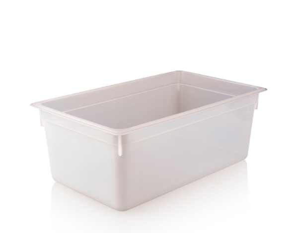 KAPP 46021150   1/1 150 Storage Container / Polypropylene 530x325x150 mm 19.5 Lt