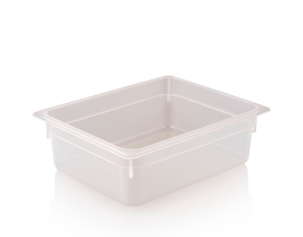 KAPP 46022100   1/2 100 Storage Container / Polypropylene 325x265x100 mm 5.9 Lt