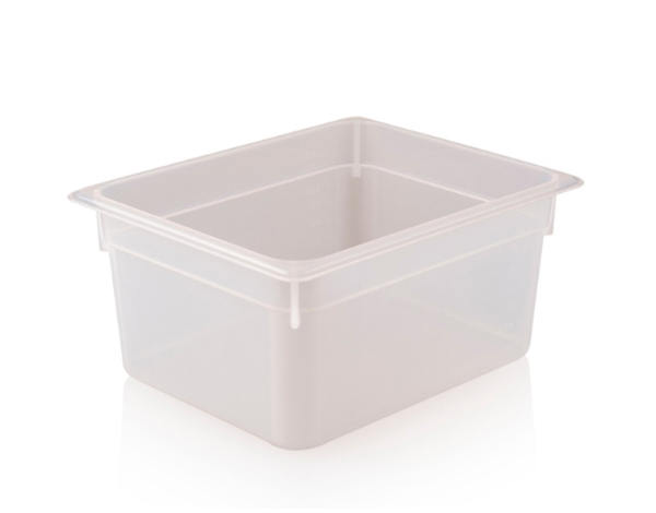 KAPP 46022150   1/2 150 Storage Container / Polypropylene 325x265x150 mm 8.9 Lt