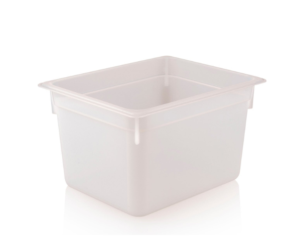 KAPP 46022200   1/2 200 Storage Container / Polypropylene 325x265x200 mm 11.7 Lt