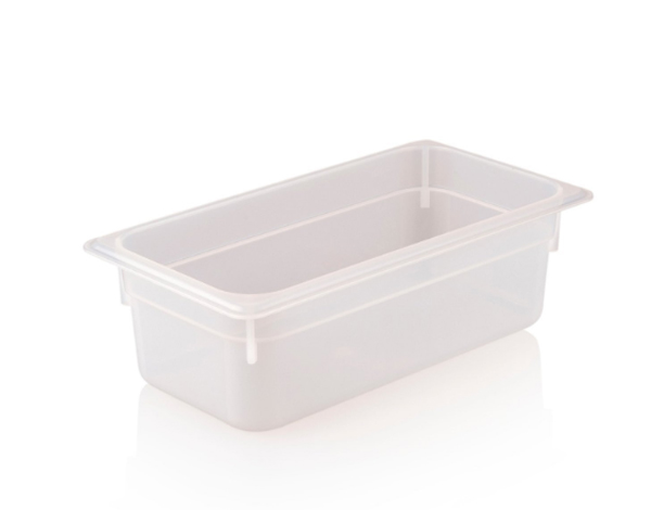KAPP 46023100   1/3 100 Storage Container / Polypropylene 325x176x100 mm 3.6 Lt