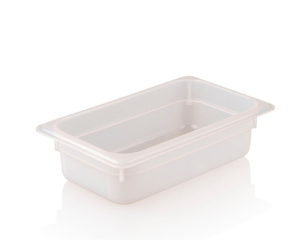 KAPP 46024065   1/4 65 Storage Container / Polypropylene 265x162x65 mm 1.7 Lt