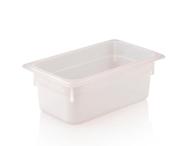 KAPP 46024100   1/4 100 Storage Container / Polypropylene 265x162x100 mm 2.5 Lt