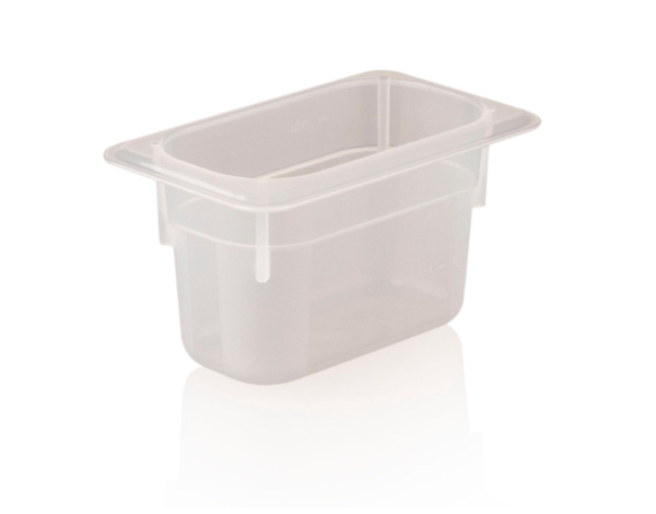 KAPP 46029100   1/9 100 Storage Container / Polypropylene 176x108x100 mm 0.85 Lt