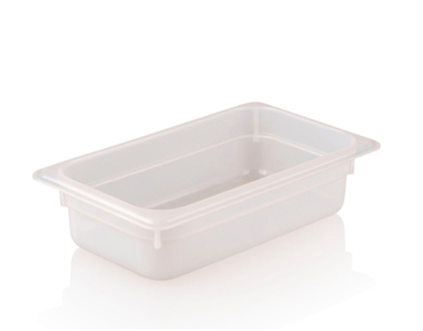 KAPP 46029065   1/9 65 Storage Container / Polypropylene 176x108x65 mm 0.57 Lt