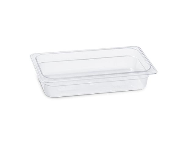 KAPP 46013150   1/3 150 Gastronom Pan / Polycarbonate 325x176x150 mm 5.3 Lt