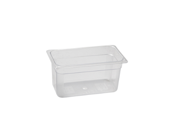 KAPP 46019065   1/9 65 Gastronom Pan / Polycarbonate 265x108x65 mm 0.57 Lt