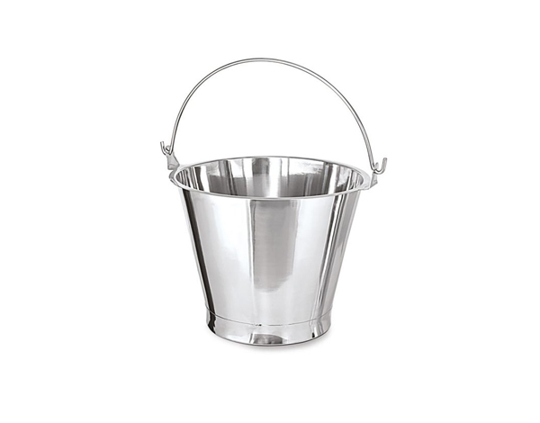 KAPP 52020012   Calibrated Bucket / Stainless Steel 12Lt