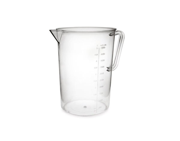 KAPP 60021003   Measuring Cup / Polycarbonate 3 Lt