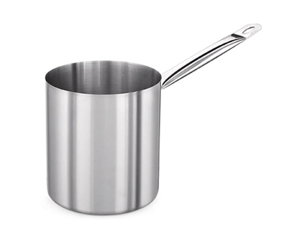 KAPP 35701416   Calibrated Bain Marie Pot / Stainless Steel 14x16 cm