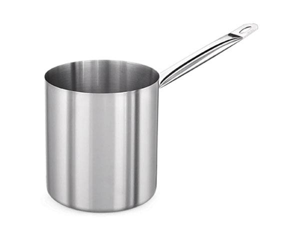 KAPP 35701618   Calibrated Bain Marie Pot / Stainless Steel 16x18 cm