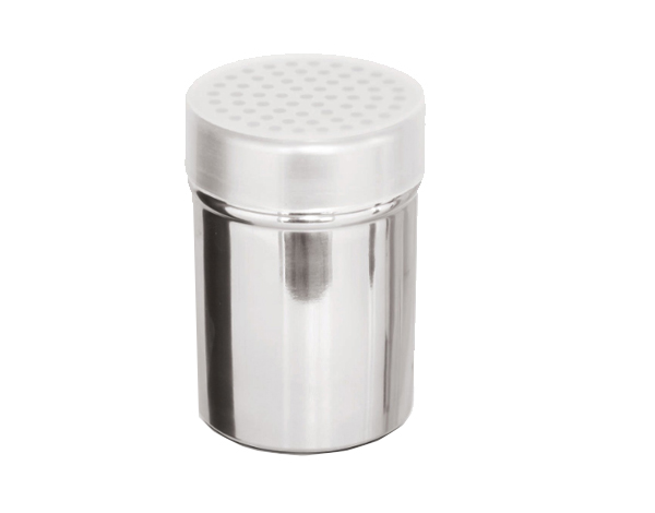 KAPP 62021789   Shaker with Big Holes / Stainless Steel Ø7cm