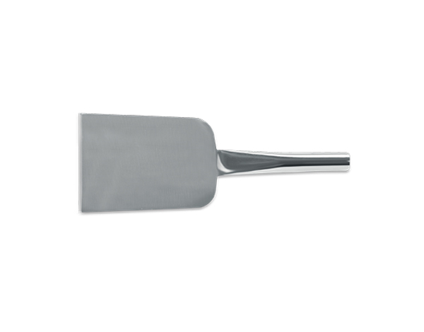 KAPP 44020001   Spatula / Stainless Steel 6.5x11 cm