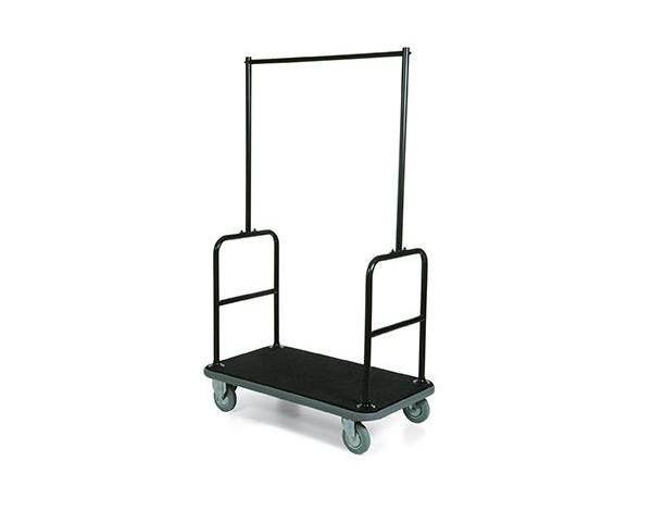 Evinoks EBA 211   Luggage Trolley / Stainless Steel 113.5x63.5x186 cm