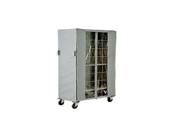 Evinoks BTC 331   Laundry Trolley / Stainless Steel 105x55x183.5 cm