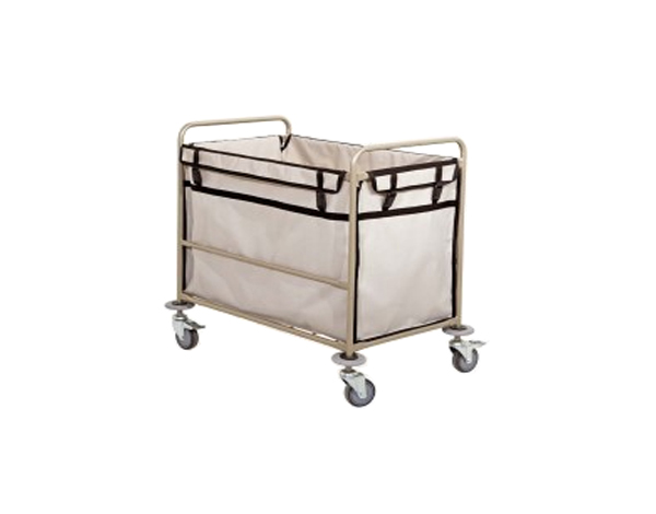 Evinoks YKC 131   Housekeeping Trolley / Stainless Steel 97x63x93 cm