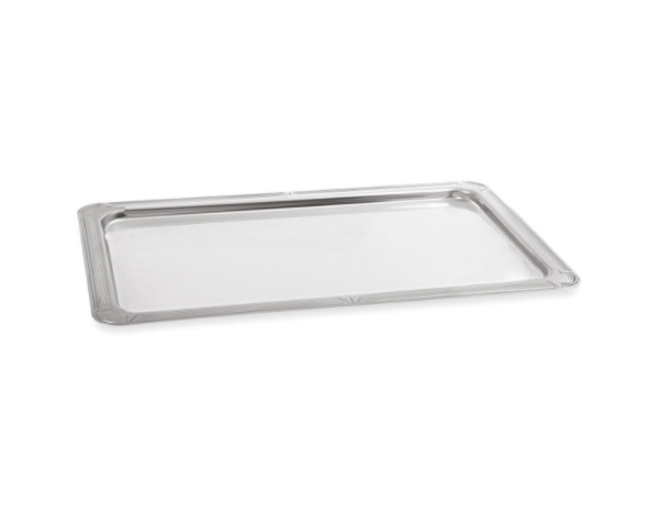 KAPP 31611005   Figured Tray for Open Buffet / Stainless Steel 530x325 mm