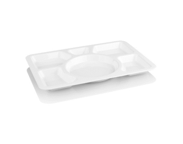 KAPP 46010115   Self Service for Breakfast Indian / Polycarbonate 400x280x30 mm