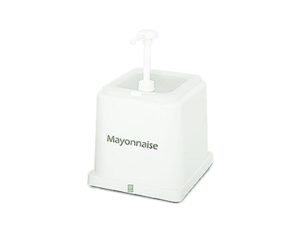 KAPP 46010023   Mayonnaise Dispenser / Plastic 2lt