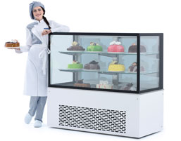 Refrigerated Showcases